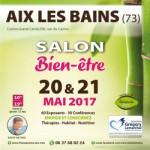 Salon aix-les-Bains Collery Lucile mai 2017