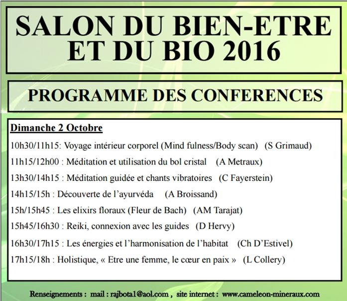 frontenex 2016 conferences dimanche