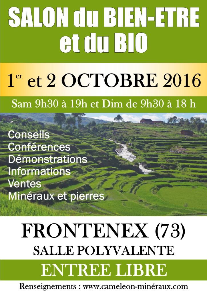 frontenex affiche  2016 salon